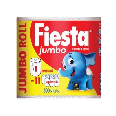 Fiesta Kitchen Towels Jumbo Roll Ref M01387