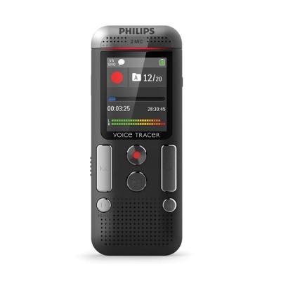 Philips DVT 2500 Digital Recorder Hands-free 4GB Colour Display Ref DVT2500/00