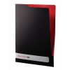 Black n Red by Elba L Folder Polypropylene Ref 400051533 [Pack 5]