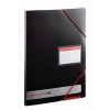 Black n Red by Elba Display Book Polypropylene Opaque Ref 400050725