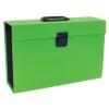 Rexel JOY Expanding Organiser File 19 Part Lovely Lime Ref 2104021