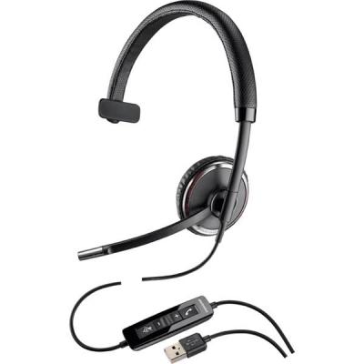 Plantronics Blackwire C510M Headset Monaural Corded USB Ref 88860-02