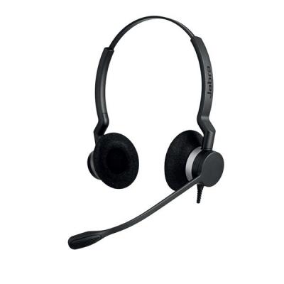 Jabra BIZ 2300 Duo Noise Cancelling Headset Ref 2309-820-104