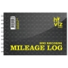 Silvine Mileage Log Book 50pp 75gsm 152x102mm Ref HVML64