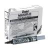 Pentel Maxiflo Drywipe Marker Bullet Tip 2.5mm Line Black Ref MWL5M-AO [Pack 12]
