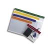Snopake Zippa Bag S Classic A4 Plus Assorted Ref 12814 [Pack 25]