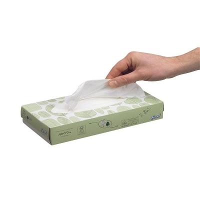 Scott Facial Tissue Box 2 Ply 100 Sheets Ref 8837 [Pack 21]