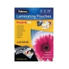 Fellowes Laminating Pouches 250 Micron for A4 Ref 54018 [Pack 100]