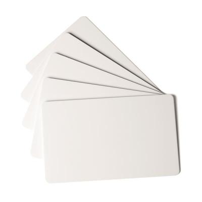Duracard ID300 Standard Plastic Cards 54x87mm 0.76mm Clear 891502 [Pack 100]