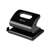 Rexel V220 Value Punch 2-Hole Metal Capacity 20x 80gsm Black Ref 2100763