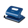 Rexel V220 Value Punch 2-Hole Metal Capacity 20x 80gsm Blue Ref 2100762