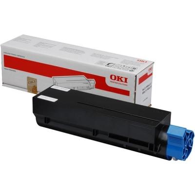 Oki MB461/471/491-7K Laser Toner Cartridge Page Life 7000pp Black Ref 44574802