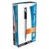 Paper Mate Flexgrip Ultra Ball Point Pen Medium 1.0mm Tip 0.4mm Line Black Ref PS0190113 [Pack 12]