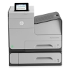 Hewlett Packard [HP] Officejet Enterprise X555xh Colour Inkjet Printer Optional WiFi A4 Ref C2S12A