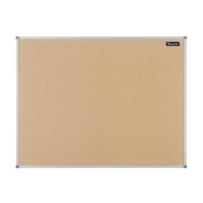 Quartet Cork Board Aluminium Frame 1800x1200mm Ref 1904065