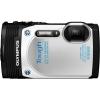 Olympus Tough TG-850 Digital Camera 3.0in LCD Waterproof WiFi 16MP White Ref OLY1374