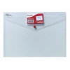 Snopake Polyfile ID Wallet File Polypropylene with Card Holder A4 Clear Ref 12560 [Pack 5]