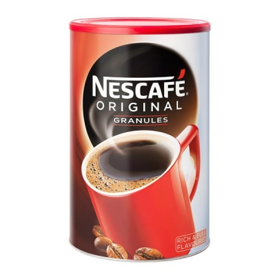 Nescafe Original Instant Coffee Granules Tin 1kg Ref 12079950