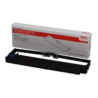 OKI Ribbon Cassette Black [for ML5720/5790] Ref 44173405