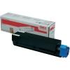 OKI Laser Toner Cartridge Page Life 2500pp Black Ref 44992402