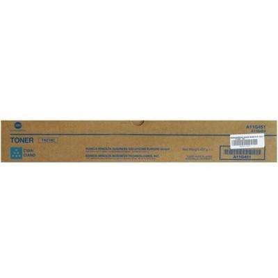 Konica Minolta Laser Toner Cartridge Page Life 26000pp Cyan Ref MINA11G451