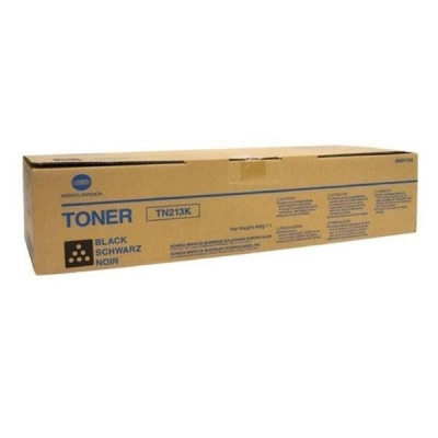 Konica Minolta Laser Toner Cartridge Page Life 24500pp Black Ref MINTN213K