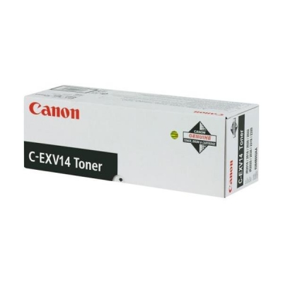 Canon CEXV14 Laser Toner Cartridge Page Life 8300pp Black Ref IR2016TONERSING
