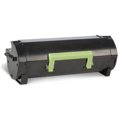 Lexmark 502 Laser Toner Cartridge Return Program Page Life 1500pp Black Ref 50F2000