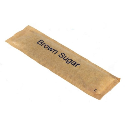Brown Sugar Sticks [Pack 1000]
