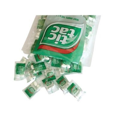Tic Tac Mint Drops [Pack 100]