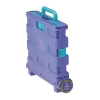 Container Trolley Folding Blue/Green