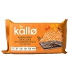 Kallo Gluten-free Rice Cake Thins Belgian Dark Chocolate and Orange 90g Ref A07902