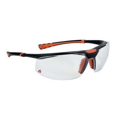 Keepsafe Safety Spectacles Wraparound Anti-scratch Anti-mist Ref 293191