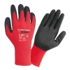 Juba Gloves Nitrile Foam Coated Size 8 Red/Black [Pair] Ref 303188080