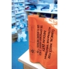 Waste Bags Clinical Medium Duty Capacity 8kg Orange [Pack 50]