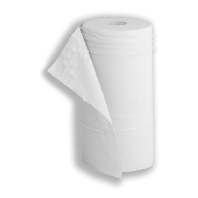 5 Star Hygiene Roll 10inch Core 2-Ply 130 Sheets White