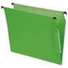 Bantex Flex Lateral File Kraft 220gsm V-base W330mm Green Ref 100330951 [Pack 25]