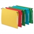 Bantex Flex Lateral File Kraft 220gsm V-base W330mm Green Ref 100330951 [Pack 25]