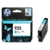 Hewlett Packard [HP] No. 935 Inkjet Cartridge Cyan Ref C2P20AE