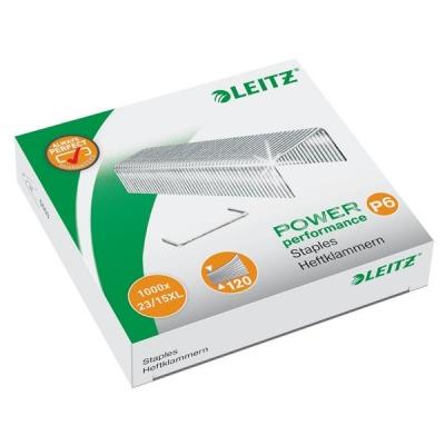Leitz Staples 23/15XL Ref 55790000L [Pack 1000]