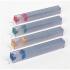 Leitz Staple Cassette Cartridge 210 Staples K10 Green Ref 55930000 [Pack 5]