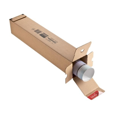 Postal Tube Long Box Section CP07202[Pack 10]