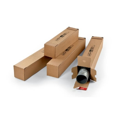 Postal Tube Long Box Section CP07206 [Pack 10]