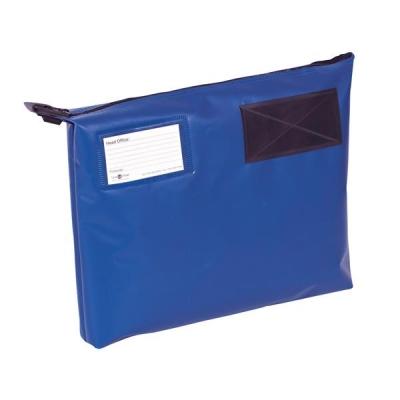 Mailing Pouch A4 Plus Flat 355mm x 386mm Blue Ref FP8B