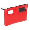 Mail Pouch A3 Gusset 470 x 336 x 76mm Red Ref GP2R