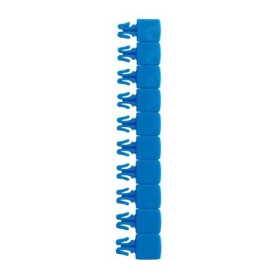 Security Seals Plain Arrow Blue Ref S4B [Pack 1000]