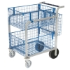 Mail Trolley Heavy Duty Ref MT3