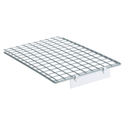 Sort Unit Shelf for 24 Compartment Ref MSU24SGREY