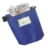 Cash Bag Medium Blue Ref CB1B