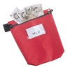 Cash Bag Medium Red Ref CB1R